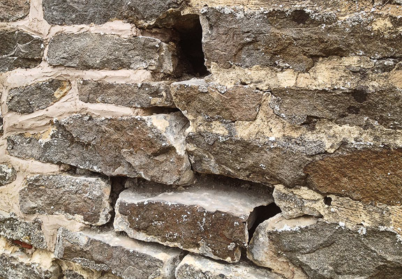 hot-mixed lime wall construction methods